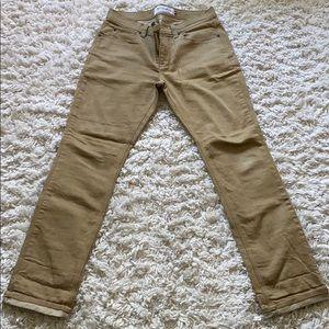 Empyre Tan Jeans Size 32 Revolve Regular